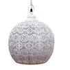 Burkina Home Decor 1 Light Globe Pendant