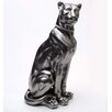Burkina Home Decor Panther Statue