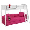 Just Kids Ida Country European Single High Sleeper Bed