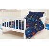 HoneyBee Nursery Space Boy 2 Piece Cot Bedding Set