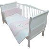 HoneyBee Nursery Chirp Chirp 2-Piece Cot Bedding Set