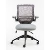 Alphason Stanford Mid-Back Mesh Task Chair with Arms