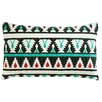 Castleton Home Winter Stripe Lumbar Cushion