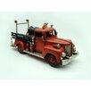 House Additions Fire Engine Figurine