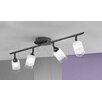 Franklite Campani 4 Light Ceiling Spotlight