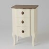 Lily Manor Tyron 3 Drawer Chest of Drawers