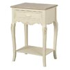 LivinHill Rimini 1 Drawer Bedside Table