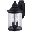 Alcott Hill Americana 2-Light Outdoor Wall Lantern