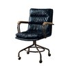ACME Furniture Hedia High-Back Leather Executive Chair