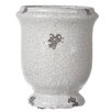 Lily Manor Paille Resin Urn Planter