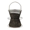 No/No Feeder Original Hourglass Tube Bird Feeder