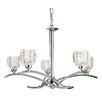 Hokku Designs Espiguete 5 Light Chandelier