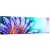 Bilderdepot24 Lotus Bloom II Framed Photographic Print on Canvas