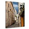 Bilderdepot24 Street View of Montmartre, Paris, France Framed Photographic Print