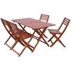 Lynton Garden Rosmarinus 6 Seater Dining Set