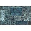 Home Loft Concept Vintage Patches Doormat