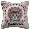 dCor design Apache Cat Cushion Cover