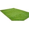 Home Loft Concept Green Area Rug
