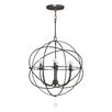 Willa Arlo Interiors Gregoire 6-Light Candle-Style Chandelier