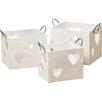 Home Etc 3-Piece Basket Set