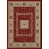 Darby Home Co Raneal Ancient Empire Red Area Rug