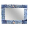 Hazelwood Home Levi Jeans Accent Mirror
