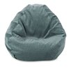 Viv + Rae Micro Velvet Bean Bag Chair