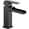Delta Channel Single Handle Bathroom Faucet
