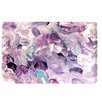 Oliver Gal 'Amethyst Gardens' Graphic Art Print on Canvas