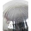 Stainless Steel/Wood Mushroom Sculpture