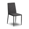 All Home Jazz Armless Stacking Chair