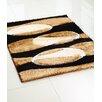 Hazelwood Home Azzaro Hand-Tufted Brown Area Rug