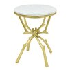 Three Hands Co. Metal End Table