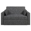 Mercury Row Halter 2 Seater Sofa