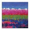 Artist Lane 'Summer Dance' Framed Painting Print on Canvas