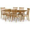 All Home Ibsen Extendable Dining Table and 4 Chairs