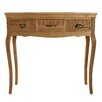Hokku Designs Riano 3 Drawer Console Table