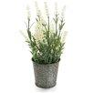 Hokku Designs Lavender Flowering Plant in Planter