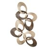 ABC Home Collection Abstract Metal Wall Décor
