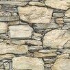 Hazelwood Home Distinctive Stone Wall 10m x 52cm Wallpaper Roll