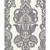 Hazelwood Home Rochester Damask 10m x 52cm Wallpaper Roll