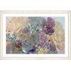 Studio Works Modern 'Pastel Cream Scented Bloom' Framed Oil Painting Print on Paper