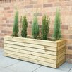 Bel Étage Linear Long Timber Planter Box