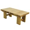 Bel Étage Low Level Sleeper Coffee Table