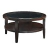 Standard Furniture Aston Coffee Table with Magazine Rack