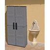 dCor design 163 H x 68 H x 37 D Storage Cabinet