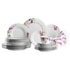 Domestic by Mäser Clasico Floral 30 Piece Tableware Set