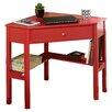 Latitude Run Cushing Writing Desk Amp Reviews Wayfair Ca