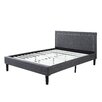 Charlton Home Alvarado Platform Bed