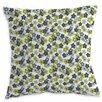 Mercury Row Polytric Flower Cushion Cover